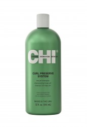 CHI - CHI Curl Preverse System Şampuan 946ml