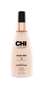 CHI - CHI LUXURY® Black Seed Oil Leave-in Conditioner - Durulanmayan Saç Bakım Kremi 118ml
