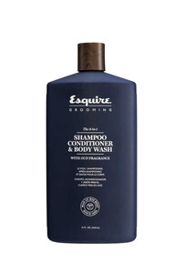 CHI - ESQUIRE Grooming 3in1 Hair & Body - 3'ü 1 Arada ŞAMPUAN, SAÇ BAKIM KREMİ, DUŞ JELİ 414ml