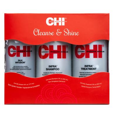 Chı Cleanse & Shine 3'lü set (Avantajlı 3 lü bakım seti)