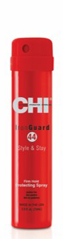 CHI 44 Iron Guard Style&Stay Güçlü Tutuşlu Koruyucu Saç Spreyi 50ml
