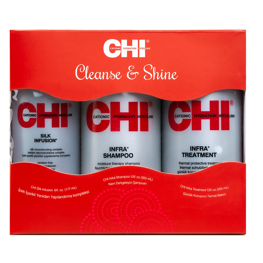 CHI Cleanse & Shine Kit