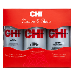 - CHI Cleanse & Shine Kit
